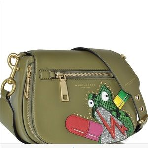 Marc Jacobs Verhoeven Frog Small Nomad